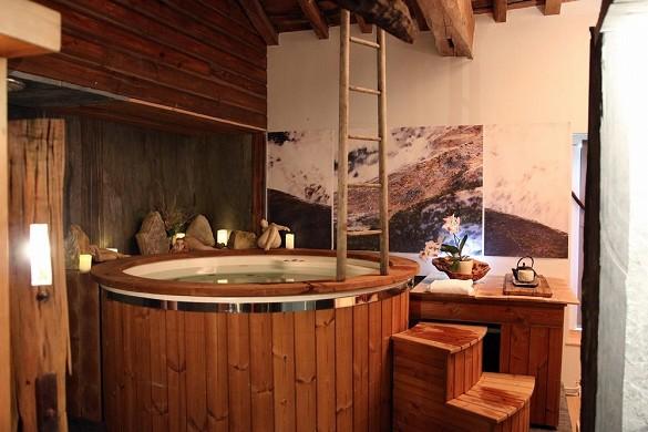 Art'hôtel and spa le potin gourmand - spa