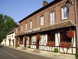 La Petite France - Restaurante gourmet crillon