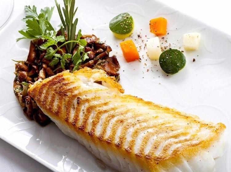 Hotel Lake madine - Cocina gourmet