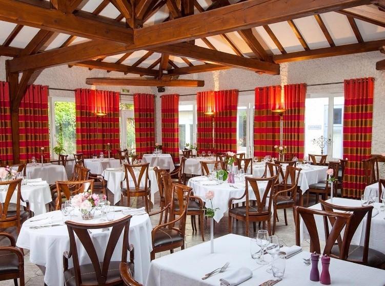Hotel Lake madine - Restaurante