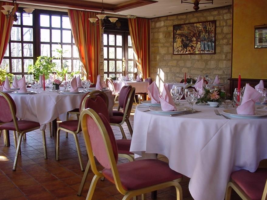 Restaurant de la f ret salle s minaire chantilly 60 for Restaurant salle a manger