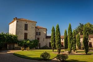 Château Auros - Castillo para eventos profesionales