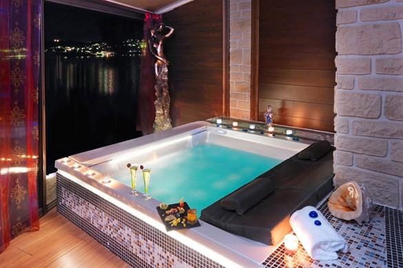 Marinca Hotel - lounge area