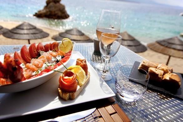 Hotel marinca - gastronomy