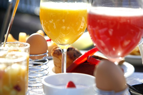 Hotel Marinca - Desayuno
