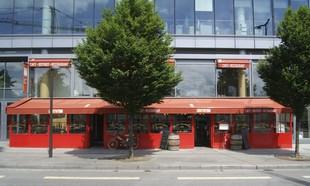 Le Bistrot Quai - restaurante parisino para almuerzos de negocios y cócteles