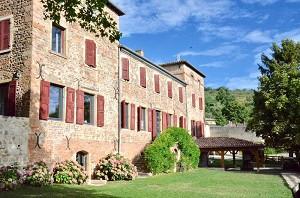 Château Pruzilly - Außenansicht