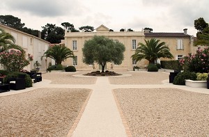 Domaine de Saint Palais - Outdoors