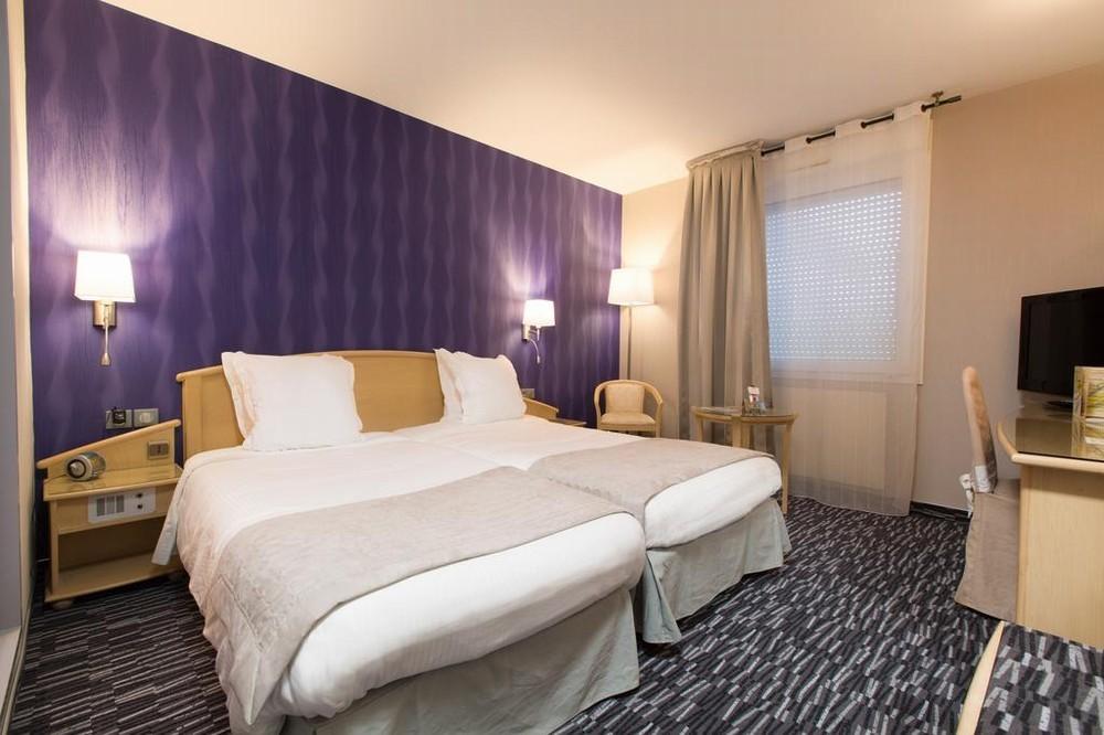 Hotel y spa Best Western Lafayette: habitación