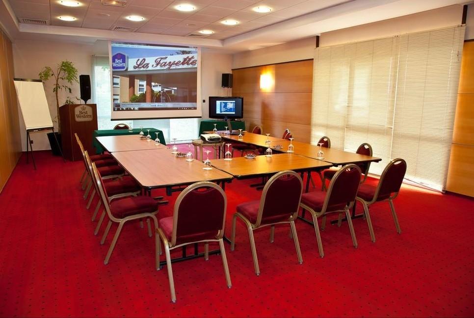 Hotel y spa Best Western Lafayette: sala de seminarios