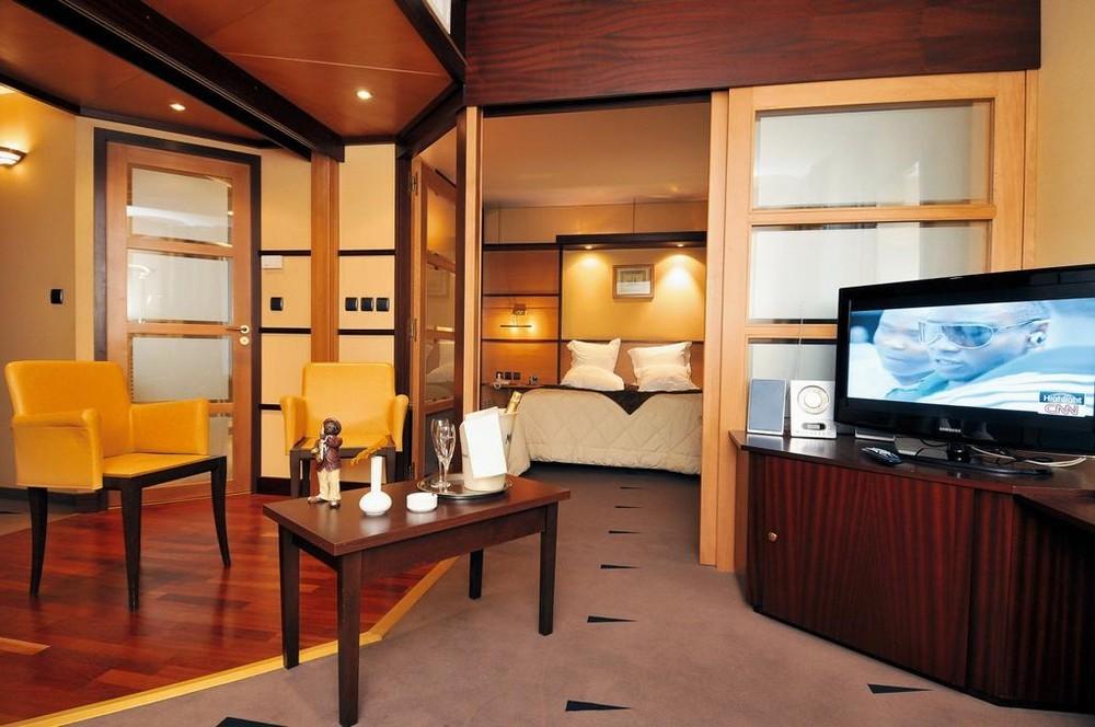 El mejor hotel y spa del oeste de Lafayette (continuación)