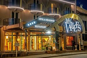 Hotel Les Vallees - seminario La Bresse