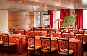 Hotel Les Vallees - Living la Lande