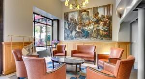 Grand Hotel des Gobelins - Paris en un seminario en el hotel estrella 3