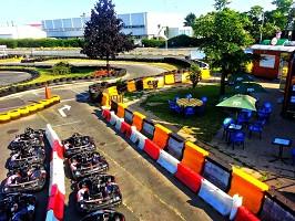 Karting Thiais - Thiais all'aperto pista kart