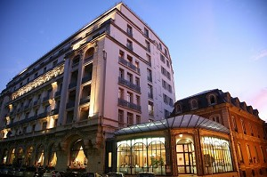 Aletti Palace Hotel - Exterior