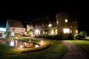 castillo de lujo situado en el Meuse - Castillo Hattonchatel