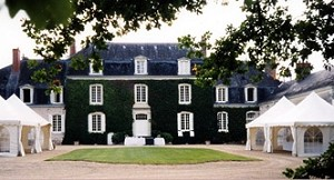 Castle Chetardière - seminar Sainte-Gemmes-d'Andigné