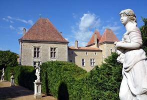 Castillo Malvirade - alquiler de la sala Grezet