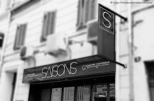 Restaurante Seasons - Exterior