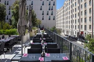 Dock of the Bay - ristorante affari Marsiglia