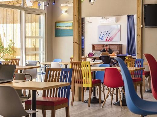 Greet hotel marseille provence airport - restaurant