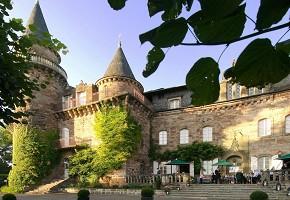 Chateau de Castel Novel - Il castello del seminario di Corrèze