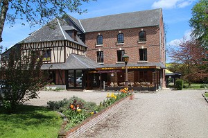 Moulin des Forges - Exterior of this establishment located in Oise