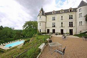 Chateau de Chissay - Esterno
