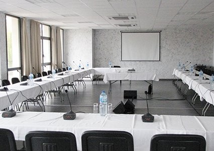Gua island suites - meeting room