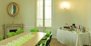 1 Salon - Château la Beaumetane