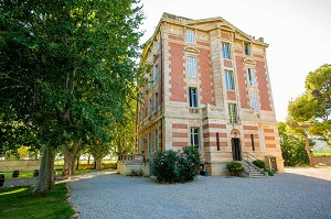 Château la Beaumetane - Exceptional place for a seminar