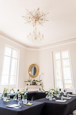 Château la beaumetane - organization of study days