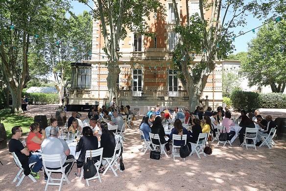 Château la beaumetane - professional meetings
