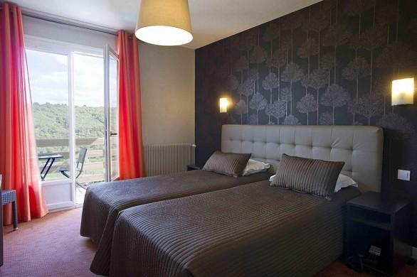 Roman Camp Inn - double room