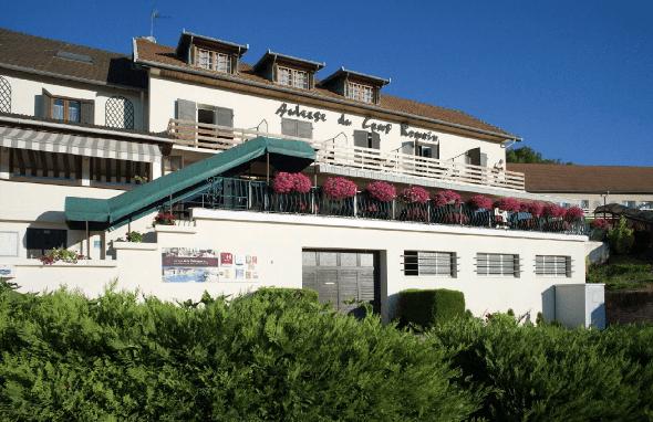 Roman Camp Inn - facade