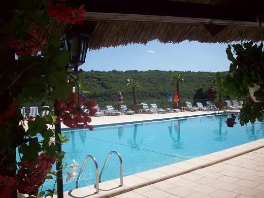 Roman Camp Inn - outdoor pool