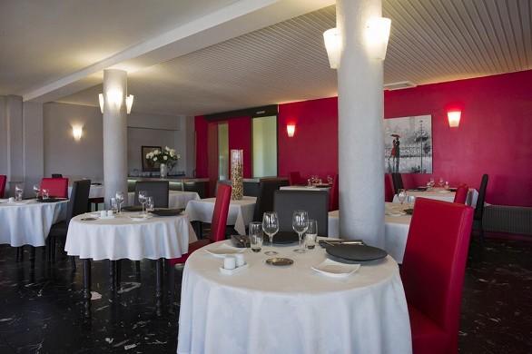 Roman camp inn - restaurant