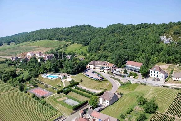 Roman Camp Inn - overview