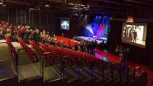 Auditorio ROSATI - Artois EXPO - Centro de Exposiciones y Congresos de Arras
