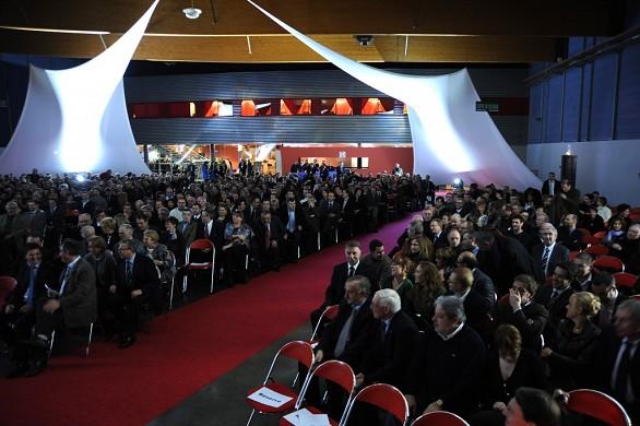 Artois expo - Centro de exposiciones y congresos Arras - organización de una convención