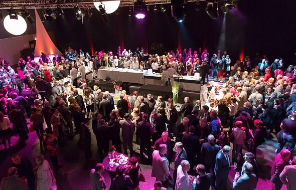 Artois expo - Centro de exposiciones y congresos de arena - Espacio atrebate