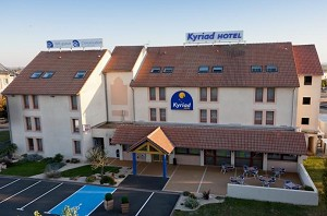 Kyriad Niort - noleggiare una sala riunioni a Niort