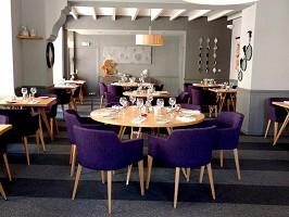 Hostellerie de l'Abbaye Celles-sur-Belle - Restaurant