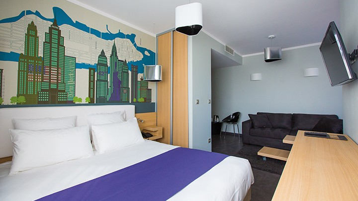 Appart'city Lyon zitiert internationalen Komfort - Unterkunft