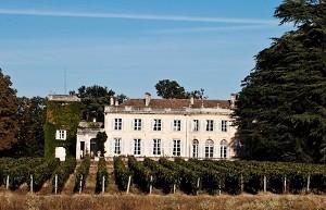 Château du Taillan - en lugar de recibir Gironda