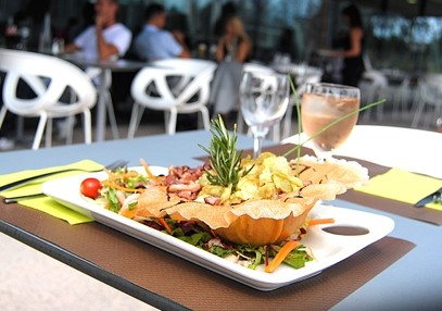 Z5 complex aix-en-provence - restaurante