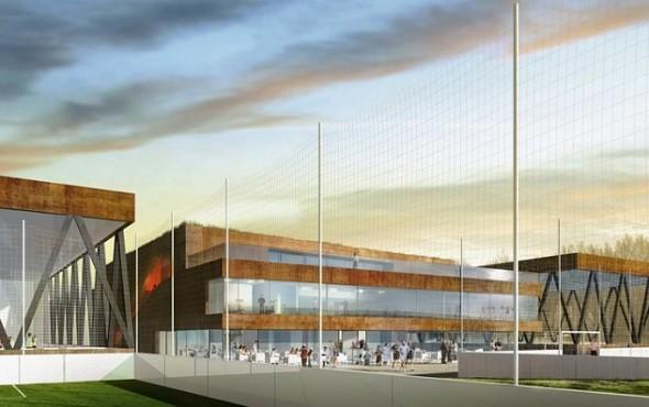 Z5 complex aix-en-provence - lugar de creación de equipos deportivos en aix-en-provence