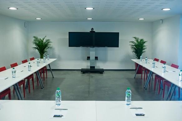 Complejo Z5 Aix-en-Provence - sala de seminarios