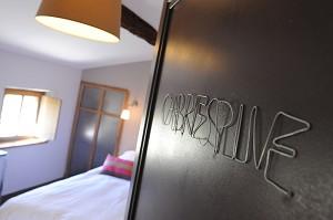 Palaja Castle - bedroom